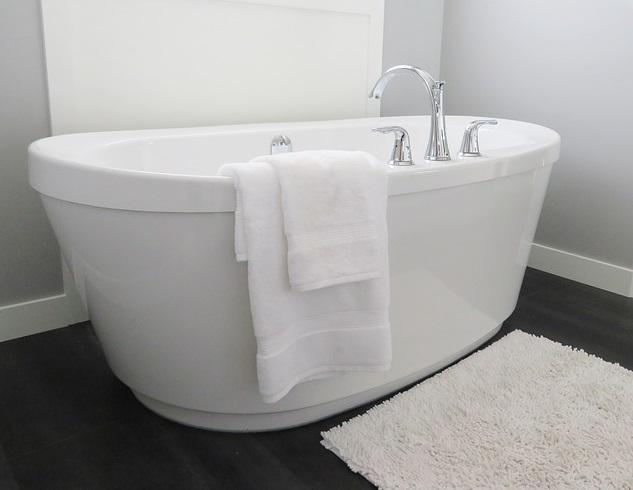 タモリ式入浴法を終えて